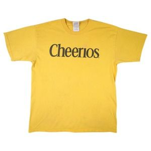 Early 2000s Y2K Cheerios Cereal Shirt